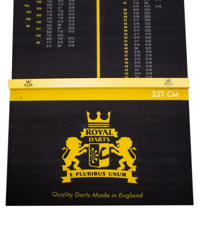 Royal Darts Finish mat