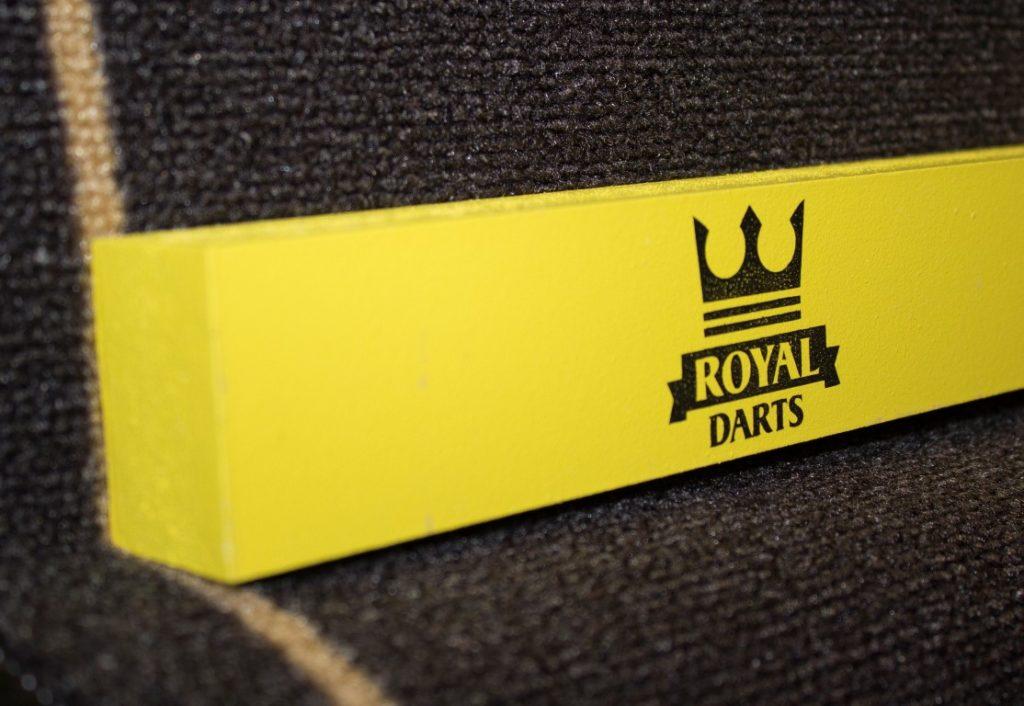 Royal Darts Oche Mat